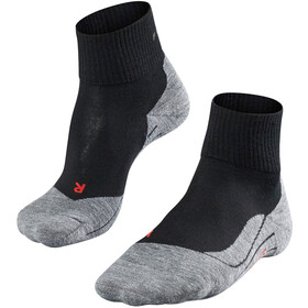 Falke TK5 Short Trekking Socken Damen black-mix